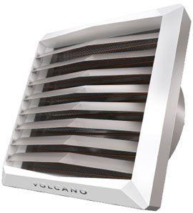 Водяной тепловентилятор Volcano VR1 - 5-30 кВт, 5300 м³/ч