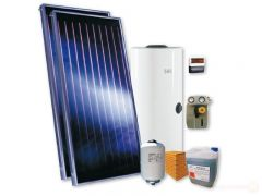 Солнечный набор Immergas SUPER SET IMMERSOLE 2 х 2.0B + INOXSTOR 200