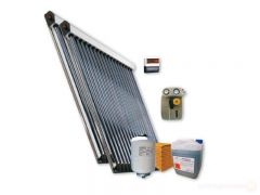Солнечный набор Immergas  IMMERSOLE KIT SOLAR HEAT PIPE 2 х 18 + 300