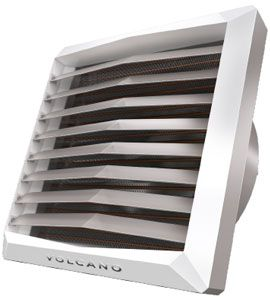 Водяной тепловентилятор Volcano VR2 - 8-50 кВт, 4850 м³/ч